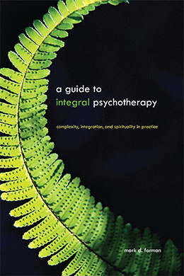 """""""New Ways To Think About The Big Questions: An Introduction To Integral Psychotherapy"""""""